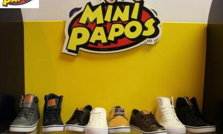 Mini Papos, zapato a la moda para tus pequeños
