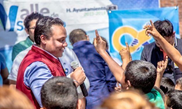 """""""Estamos convencidos de que el cambio social puede ser"""", Antonio Navarro"""