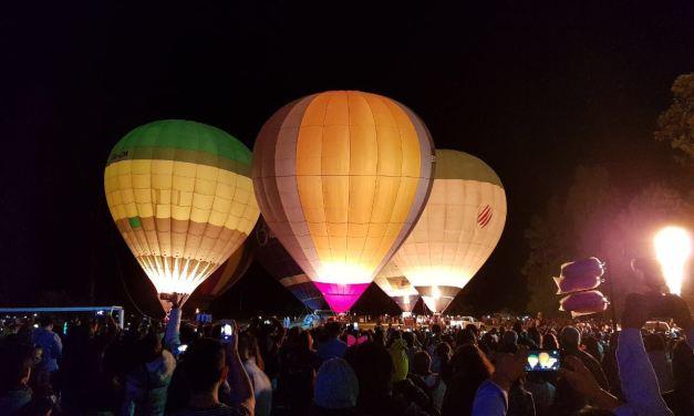 Más de 10 mil asistentes durante noche mágica