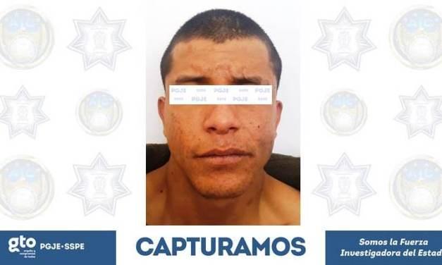 """Capturan a """"El Pellas"""", lo vinculan con homicidio ocurrido en Purísima"""