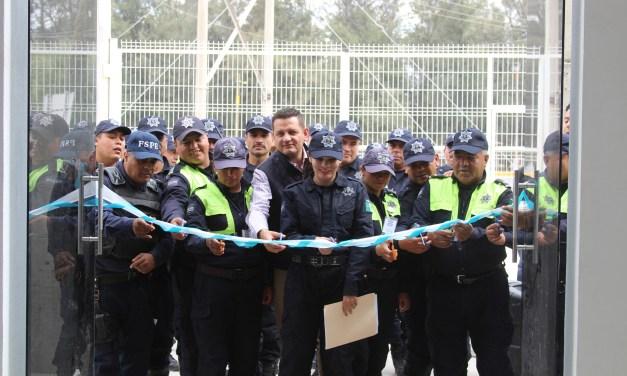 Inauguran edificio de Seguridad Pública en Manuel Doblado