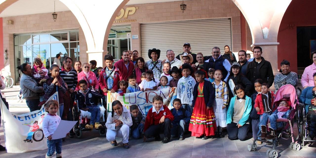 Concluyen Semana de la Discapacidad en Purísima del Rincón