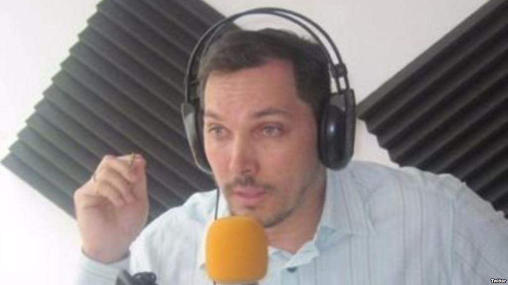 Venezuela: En libertad periodista detenido antes de viajar a EE.UU.