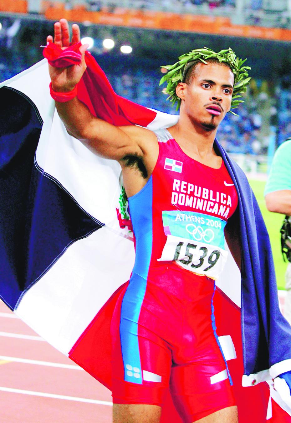 Félix Sánchez designado Atleta Más Popular en los Juegos Olímpicos - El Informante