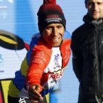 Tras el accidente vial, Nairo Quintana deberá estar en reposo durante 2 semanas para recuperarse
