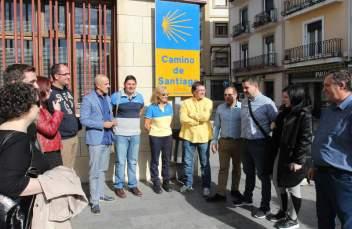 carteros reunion clausura campaña camino de santiago /