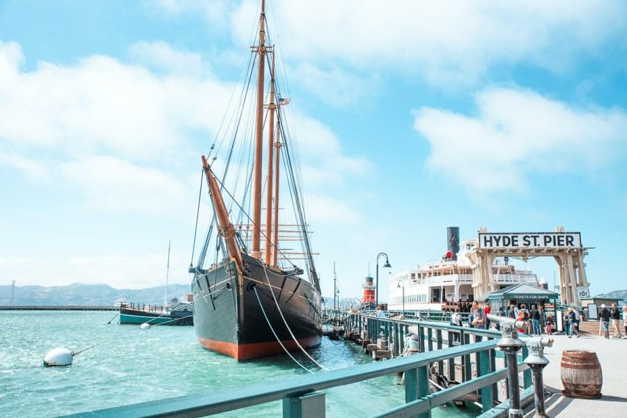 San Francisco 2016 U.S.A. America Holidays-7