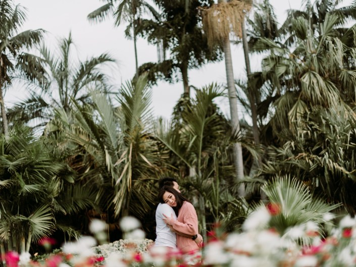 Opera House and Botanic Gardens Prewedding