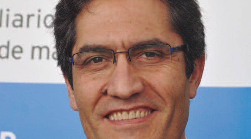 Eloy Bohua, director de SIMA
