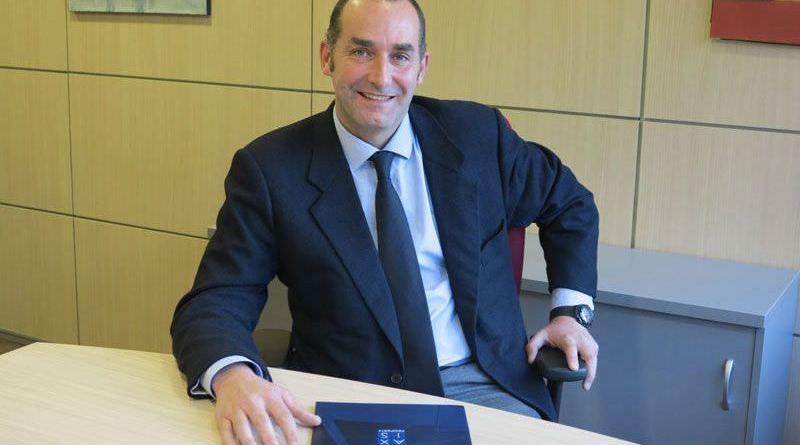 Hubert Fenwick, director general de Axis Property