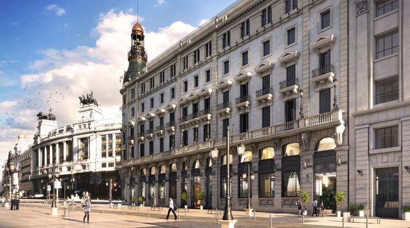Centro Canalejas Madrid - complejo hotelero
