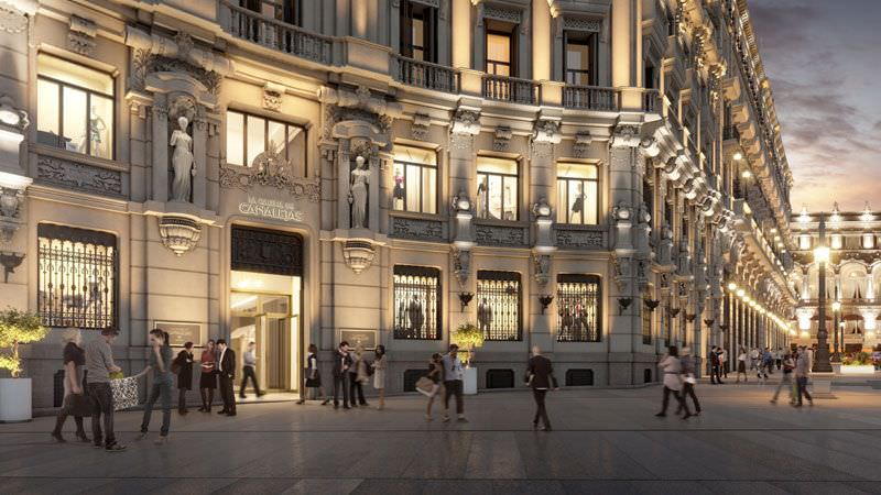 Centro Canalejas Madrid - centro comercial