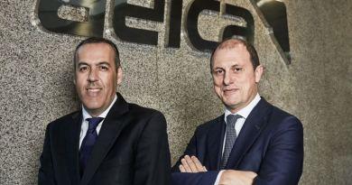 Javier Gómez Fernández y José Juan Montes, CEOs de Aelca.