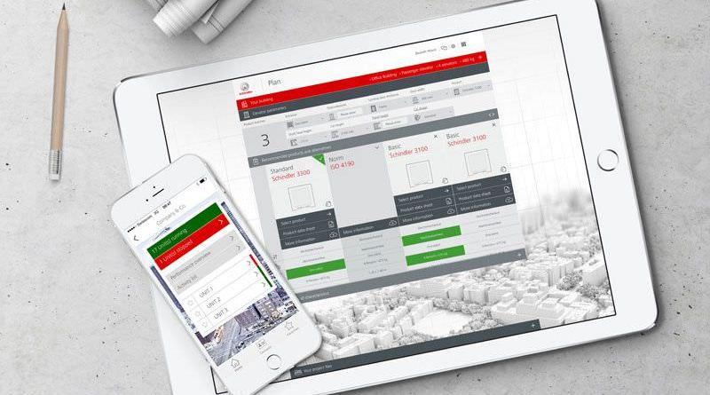 Schindler Digital Plan