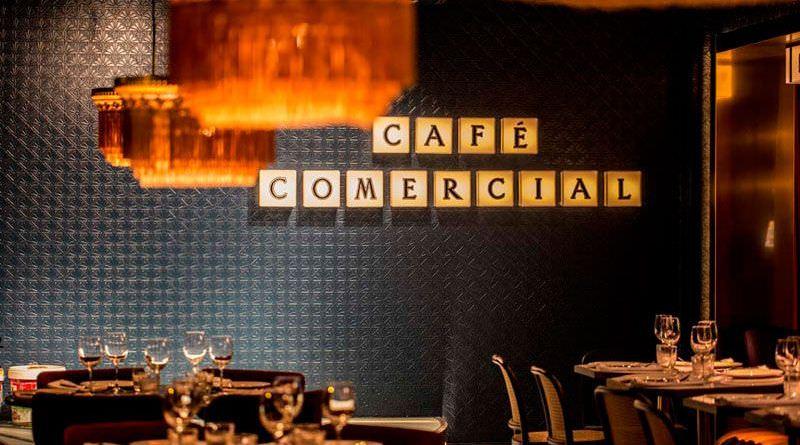 Cafe Comercial de Madrid