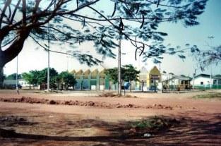 Demolição do Mercadão Municipal Pimenta Bueno