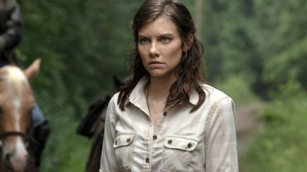 "Lauren Cohan regresa a ""The Walking Dead"""