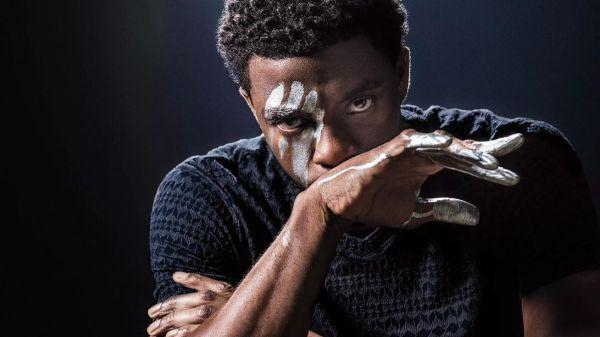 ChadwickBoseman Black Panther Marvel Studios