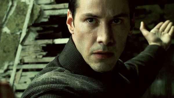 Keanu Reeves Matrix 2