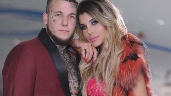 Alex Caniggia y Charlotte Caniggia
