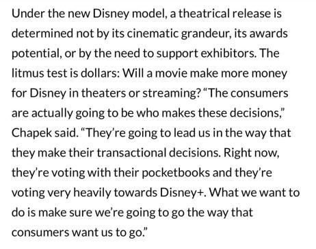 Disney streaming