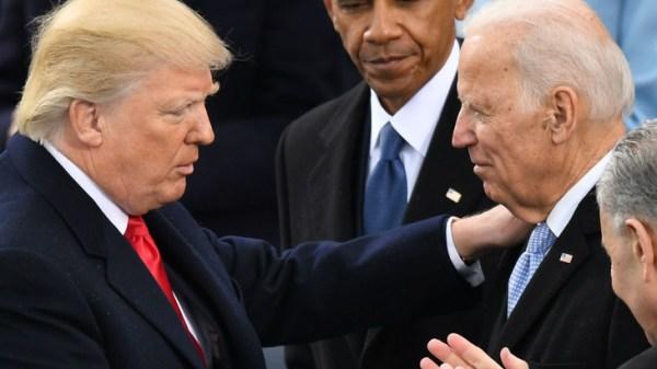 Donald Trump Joe Biden Florida