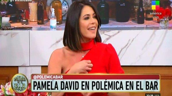Pamela David