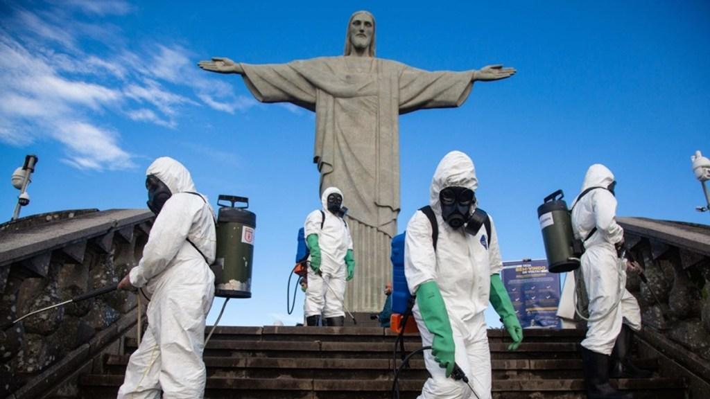 Cuarentena estricta en Río de Janeiro: cierran comercios y hotelerías - El Intransigente