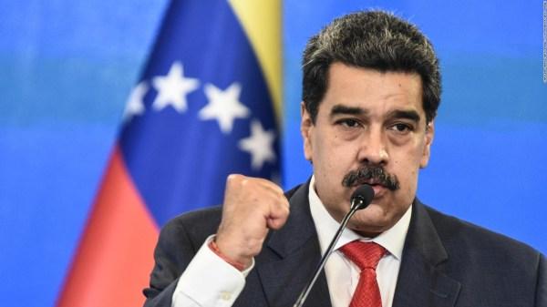 Maduro criticó a Bolsonaro y agradeció la ayuda de cinco países ante los bloqueos que sufre Venezuela