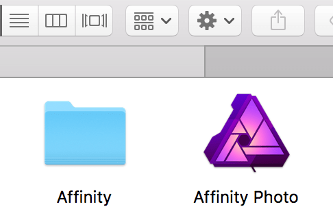 Install and use Nik Collection plugins in Affinity Photo – Elio