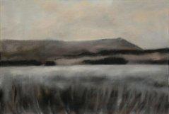 Islandische landscaft I_50x60_oil on canvas_2008