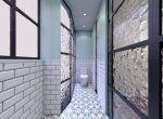 moles toilets