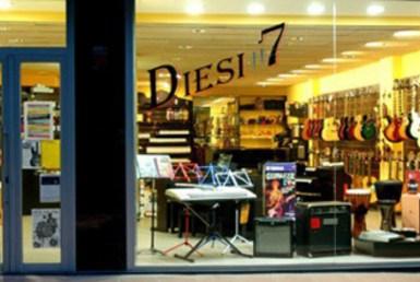 tienda musica barcelona