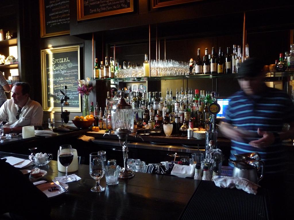 Secret Society Lounge