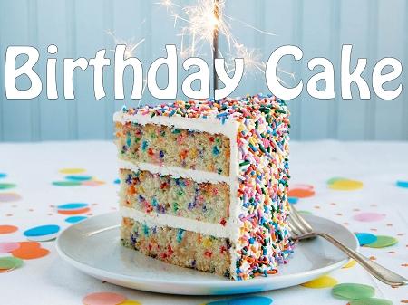 Birthday Cake Premium E Liquid