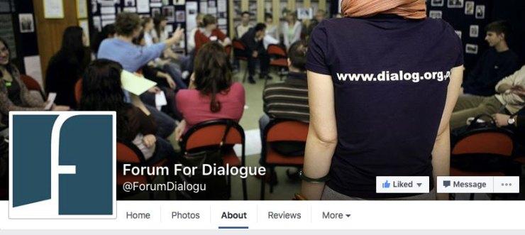 Forum-dialog