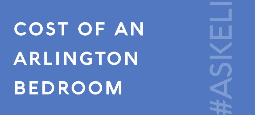 Cost of an Arlington Bedroom