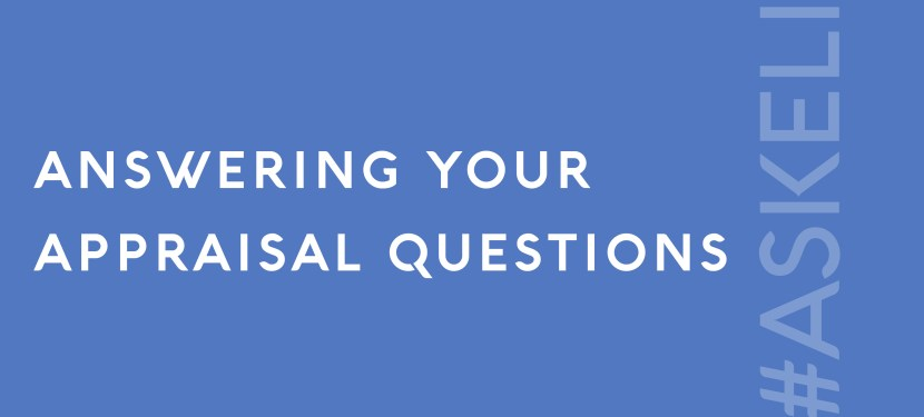 Answering Your Appraisal Questions
