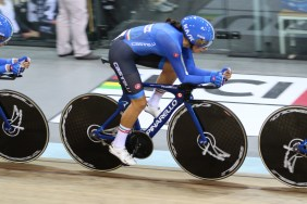 Track World Cup Parigi