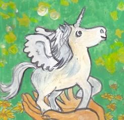 Jenny und das Zauberpferd