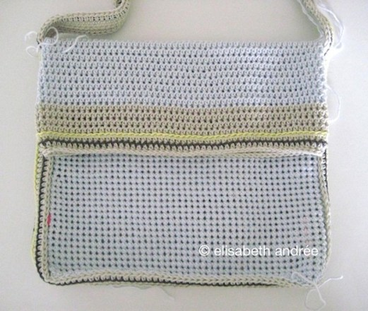 front foldover/crossbody bag