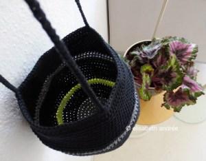 plant hanger inside look