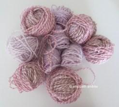 variegated little balls
