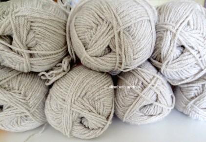 greige yarn