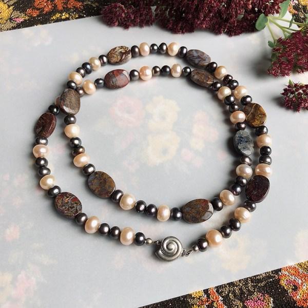 Necklace Snail