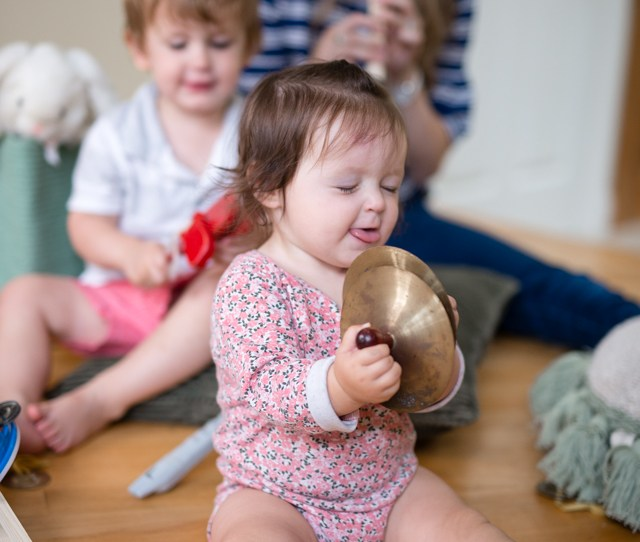 How To Set Up A Toddler Music Class