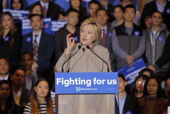 Hillary Clinton förlorade idag sitt andra presidentval. Copyright: Americanspirit/Dreamstime.com