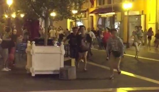 Terrorattentatet i Nice Copyright: Jihad Watch