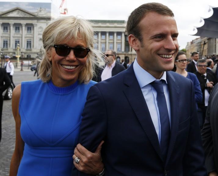 Frankrike extremhoger starkt fram