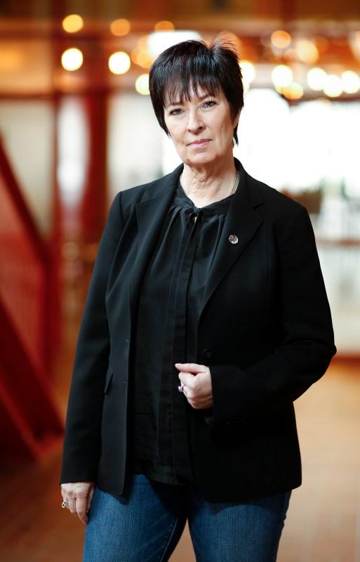 Mona Sahlin Pressfoto: Sören Andersson